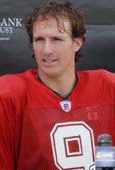 Drew Brees, 2009