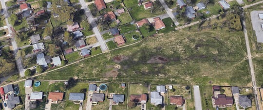 The tiny home community for homeless veterans is planned for off Dixie Highway near Stuart Avenue.