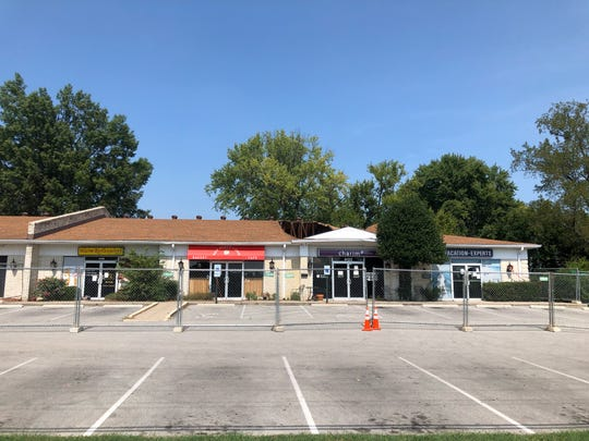 The Galleria of St. Matthews strip mall has been closed since July 26.