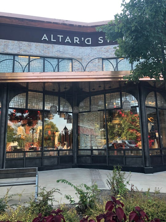 Knoxville-based Christian retailer Altar'd State opened a new location in Germantown in early September.