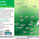 Green Bay area could see another 3 inches of rain this week, possible flooding