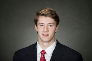 University of Wisconsin tight end Jack Eschenbach