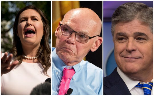 Sarah Huckabee Sanders, James Carville and Sean Hannity are just a few of the political figures coming to Nashville for Politicon on Oct. 26-27.