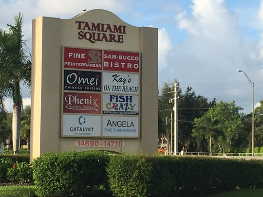 A new sushi restaurant is joining the roster at Tamiami Square.