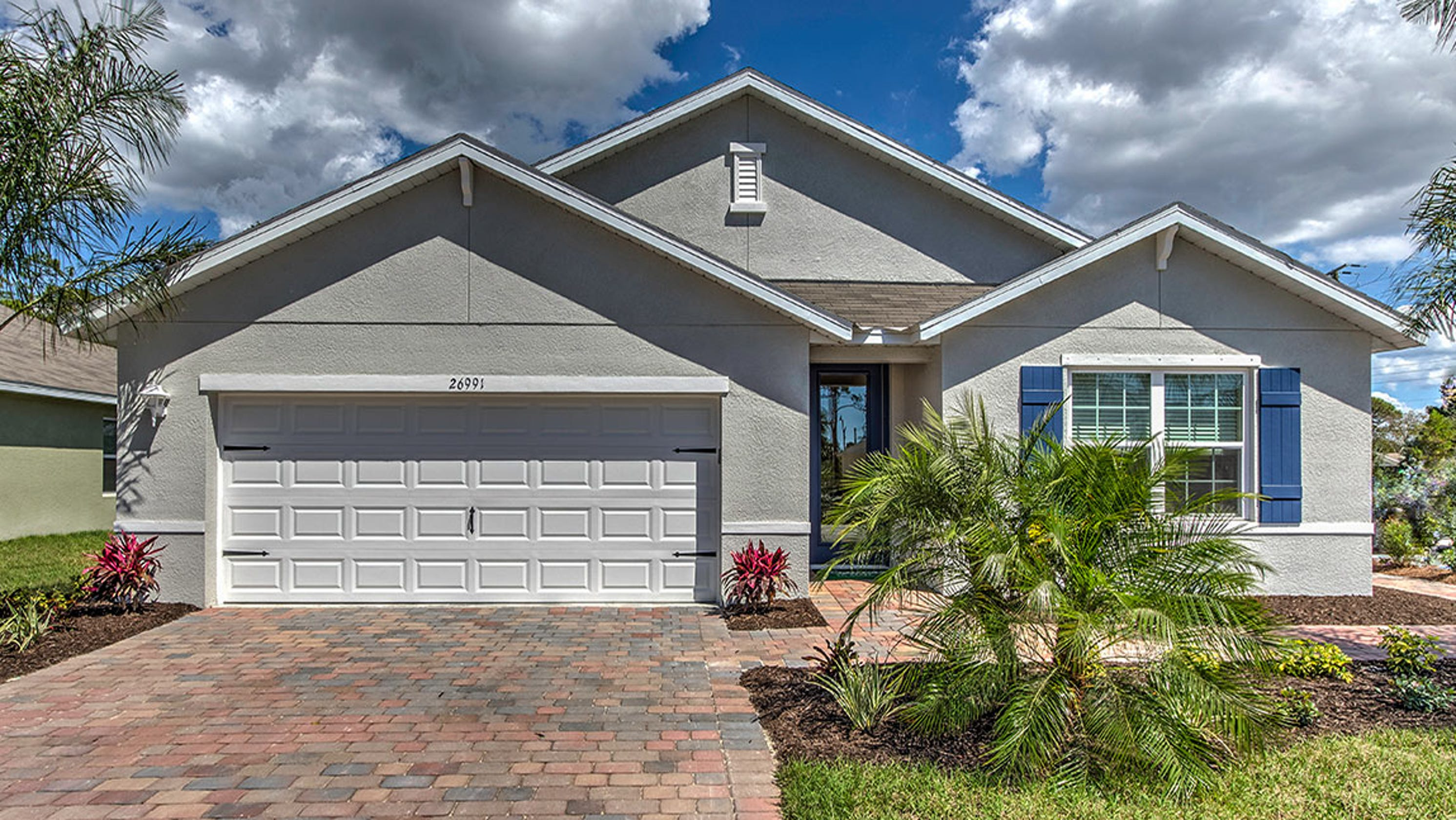 Hadley Place Offers Attractively Priced Homes In Naples