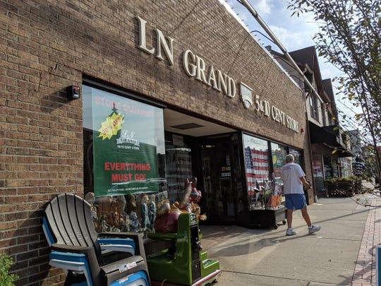 L.N. Grand has been a fixture in downtown Westwood for 60 years.