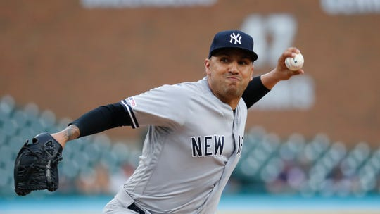 The lefty Nestor Cortes Jr. went 5-1 with a 5.67 ERA in 33 appearances for the Yankees in 2019.