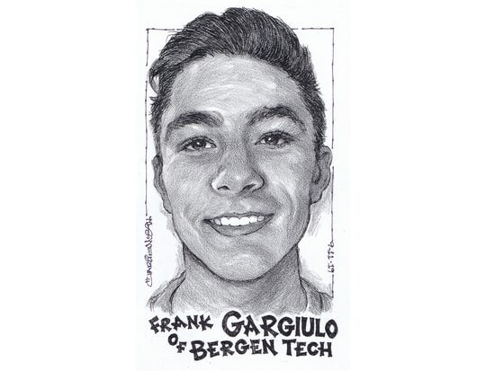 Frank Gargiulo, Bergen Tech football
