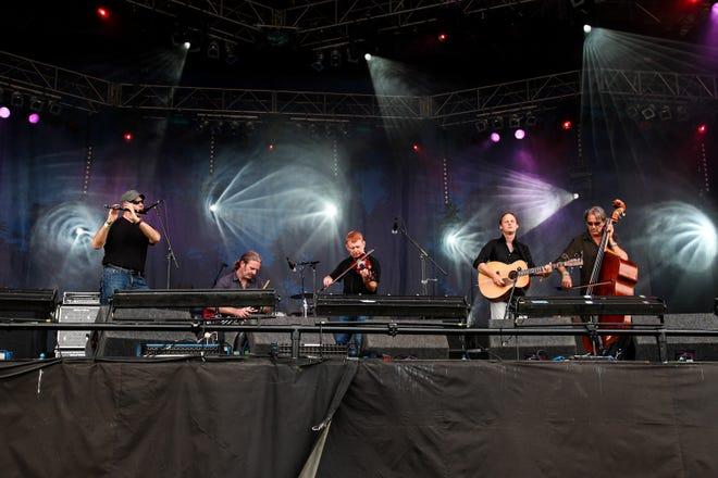 The traditional Irish instrumental group Lunasa performs this weekend at San Juan College.