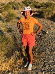 Terry Smith is shown in this photo provided by family members. She died Monday, Sept. 9 after being hit by a pickup on Highway 74 at Haystack Road in Palm Desert.