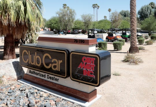 Cart Mart, located on Highway 111 in Rancho Mirage, is opening a second location in La Quinta.