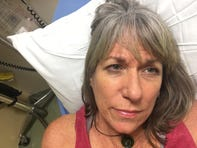 Fearing an 'Alien'-like shingles attack, readers learn from my mistake