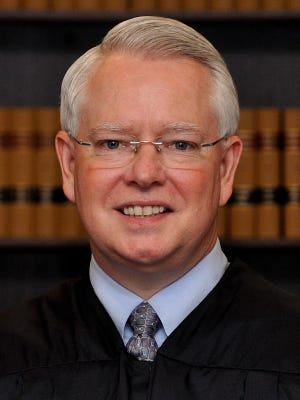 Arizona Supreme Court Justice Bill Montgomery
