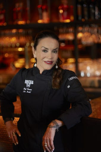 Chef Lisa Dahl, executive chef and owner of Butterfly Burger, has lived in Sedona for almost 25 years where she's opened four other restaurants.