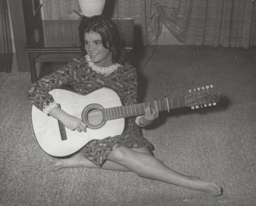 Linda Ronstadt The Sound Of My Voice Will Most Likely Bring You To Tears