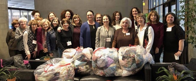The P.A.D. Project is one of many programs run by the Rochester Section of the National Council of Jewish Women.