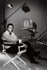 Neil Montanus in 1956.