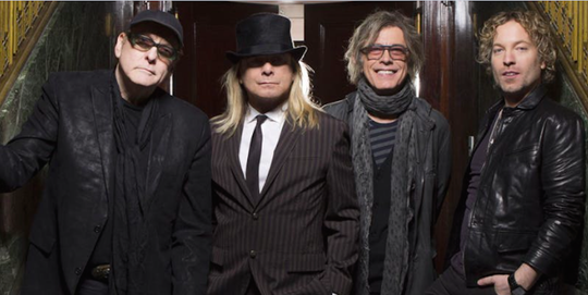 Rock 'n' Roll Hall of Fame quartet Cheap Trick will perform a sold-out show with Texas trio ZZ Top at OC Bikefest in Ocean City on Friday, Sept. 13.