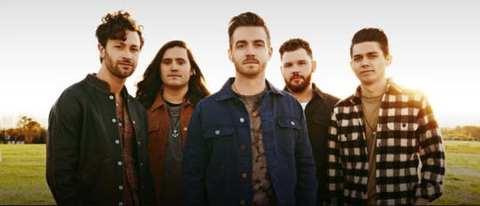 Nashville country act Lanco will return to the stage of the Bottle & Cork in Dewey Beach at 8 p.m., Thursday, Sept. 19.  Tickets are $20.