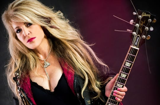 Janet Gardner, former lead vocalist of the hard-rock band Vixen, will perform at the Cowboy Coast Saloon in Ocean City on Friday, Sept. 13. Admission is $10.
