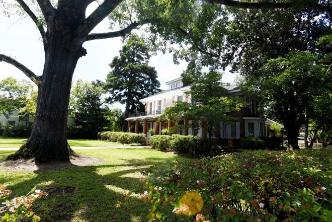 The Steel Magnolias house in Natchitoches is now a bed and breakfast.