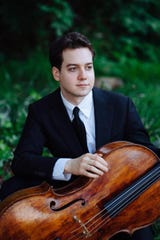 Cellist John-Henry Crawford, a Shreveport native, will perform with the Shreveport Symphony Orchestra on Sept. 21 in the opening concert spotlighting composer Tchaikovsky.