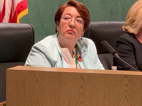Simi Valley council woman Ruth Luevanos