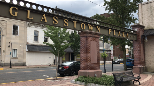 Glasstown Plaza opened in 2004 at 30-36 N. High St. in the Glasstown Arts District.