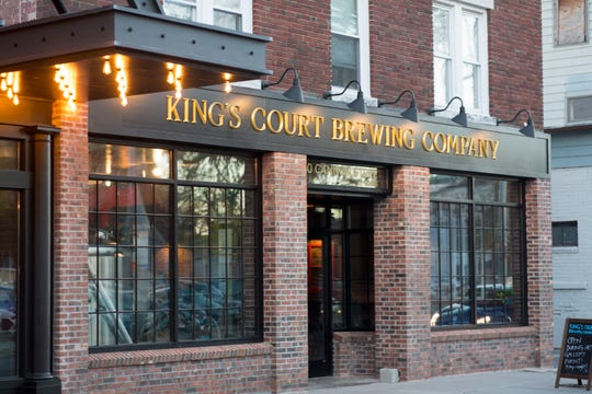 King's Court Brewing Company.