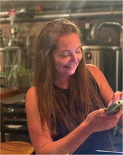 Caroline Bergelin is the co-owner of Kings Court Brewing Company.