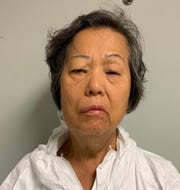 Chun Yong Oh is accused of killing her neighbor with a brick.