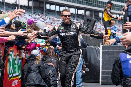 Matt DiBenedetto has impressed fans and other drivers while scoring the best results of his career this summer.