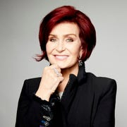 """On Monday's Season 11 premiere of """"The Talk,"""" Sharon Osbourne revealed that her granddaughter Minnie, Jack Osbourne's 3-year-old daughter, has tested positive for COVID-19."""