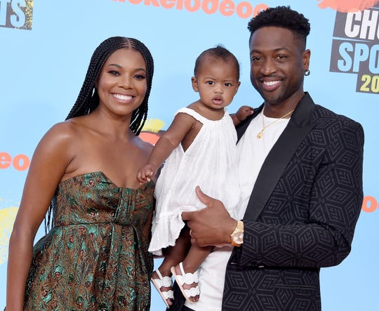Gabrielle Union opened up about why her husband doesn't want kids believing in Santa Claus.