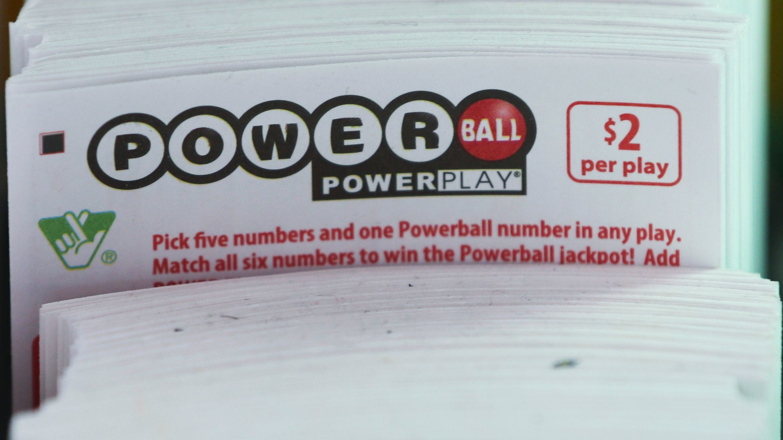 Powerball New York Winning Numbers