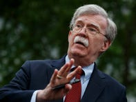 At least Bolton didn't start a war before Trump fired him. For that we should be grateful.