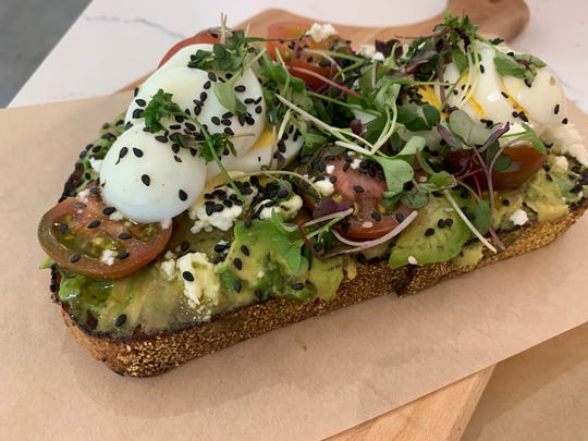 When chef and culinary consultant Jason Hernandez craves avocado toast, he heads to Toast Society Cafe in Las Vegas.