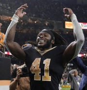 4. Saints (3): This time they avoided heartbreaking loss on national stage, but secondary has work to do if New Orleans is to celebrate 10-year Super Bowl anniversary in style.