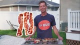 Expert tailgater for the Chicago Bears, Tim Shanley, shares how to dazzle your guests with a bacon-themed menu