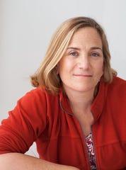 Author Tracy Chevalier.