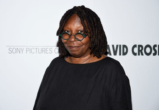 Whoopi Goldberg questioned President Trump's insistence that Bahamians fleeing Hurricane Dorian must have the proper documents to enter the U.S.