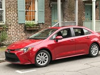 2020 Toyota Corolla review: Better-looking, outstanding safety tech