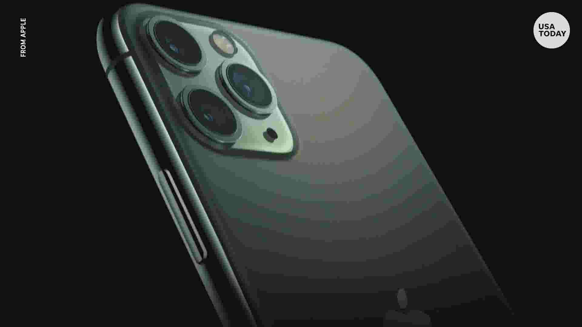 Apple Unveils Iphone 11 Iphone 11 Pro And New Apple Watch