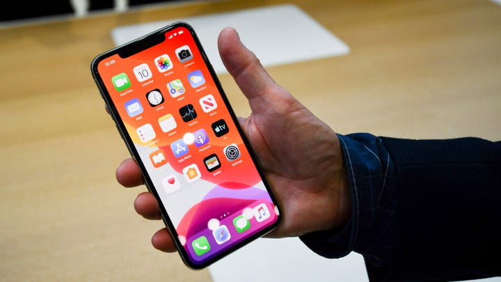 9/10/19 12:28:31 -- Cupertino, CA, U.S.A --The new iPhone 11 Pro & 11 Pro Max feature a new three camera system, which includes a telephoto, wide and ultra-wide lens. -- Photo by Harrison Hill, USA TODAY Staff (Via OlyDrop)