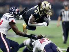 Here's a scary thought: What if Alvin Kamara is even better in 2019?