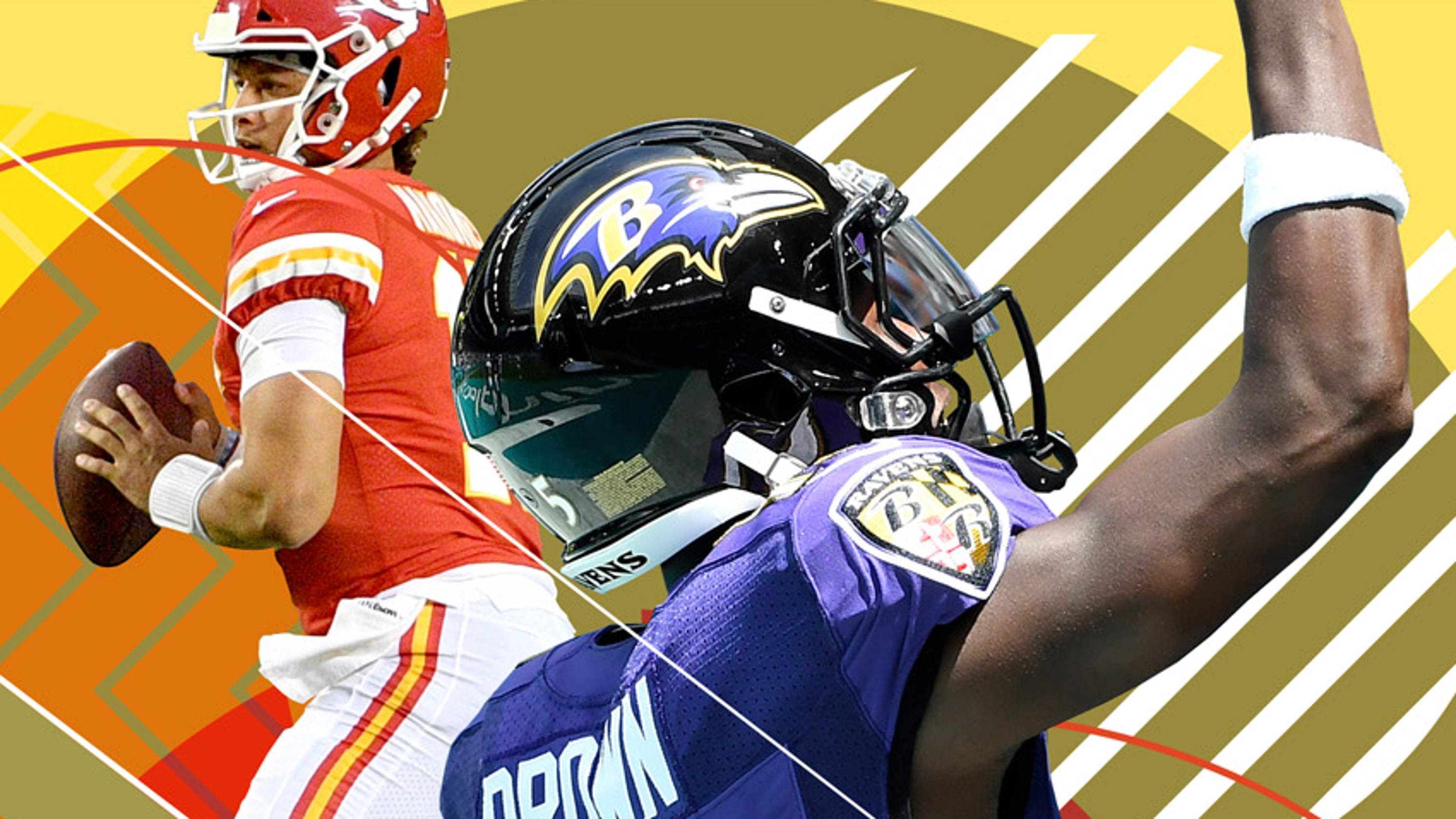 NFL power rankings: Patriots open 2019 season at No. 1, but Chiefs and Ravens in hot pursuit