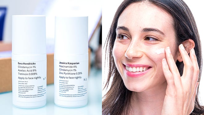 """Some cosmetic companies will brand their products as """"clean,"""" """"all-natural"""" or """"chemical-free,"""" but experts say chemicals aren't always a bad thing."""