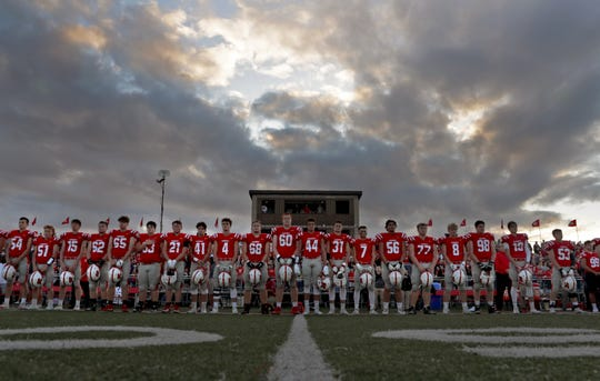 The Kimberly Papermakers were named Wisconsin's most dominant high school football program by MaxPreps in the 2010s.