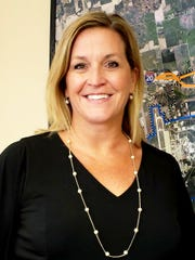 Misty Mayo, Development Corporation of Abilene president and chief executive officer.