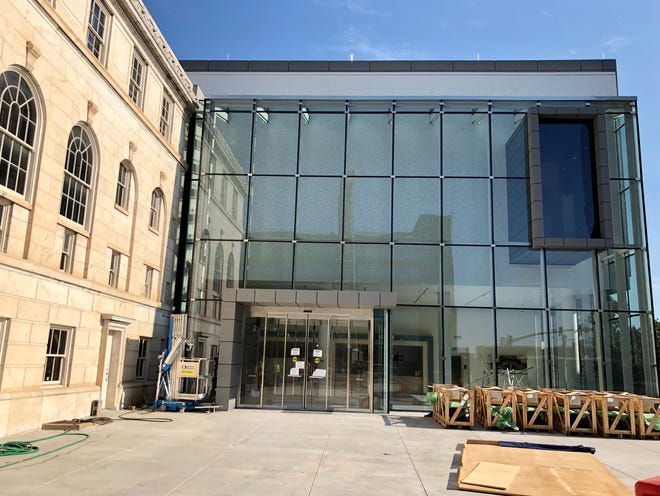 "The Asheville Art Museum has passed its final inspections and ""is now waiting for a certificate of occupancy from the City of Asheville,"" according to Executive Director Pam Myers."